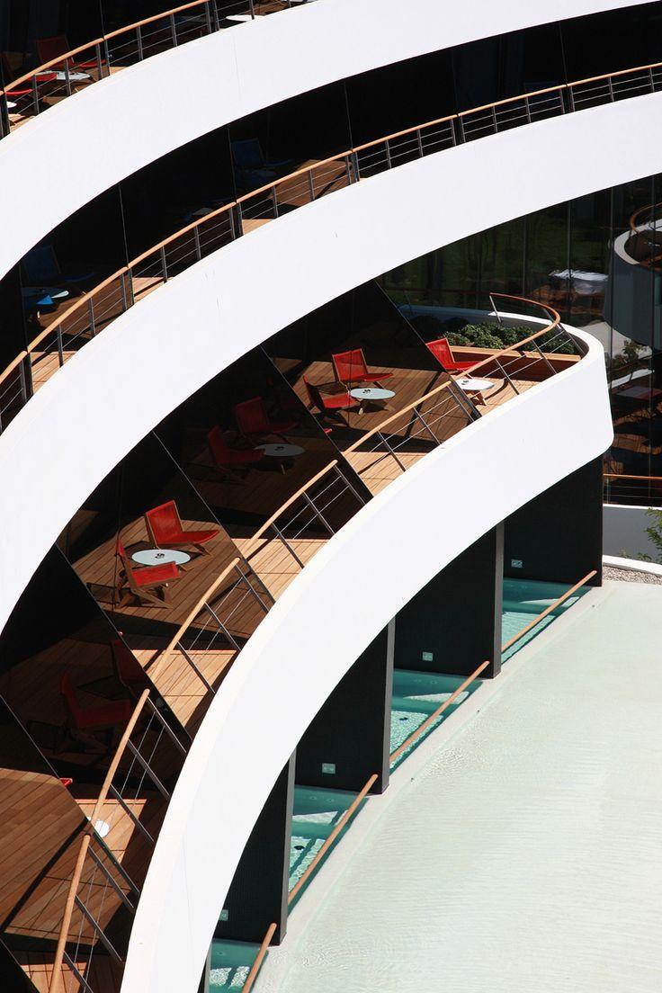 Hotel Lone in Croatia - flodeau.com @Audra Hubbell Werenski