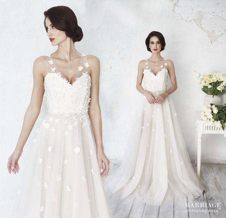 "Marie Ollie, Marriage ,,extravaganza"" flowers, wedding, bride"