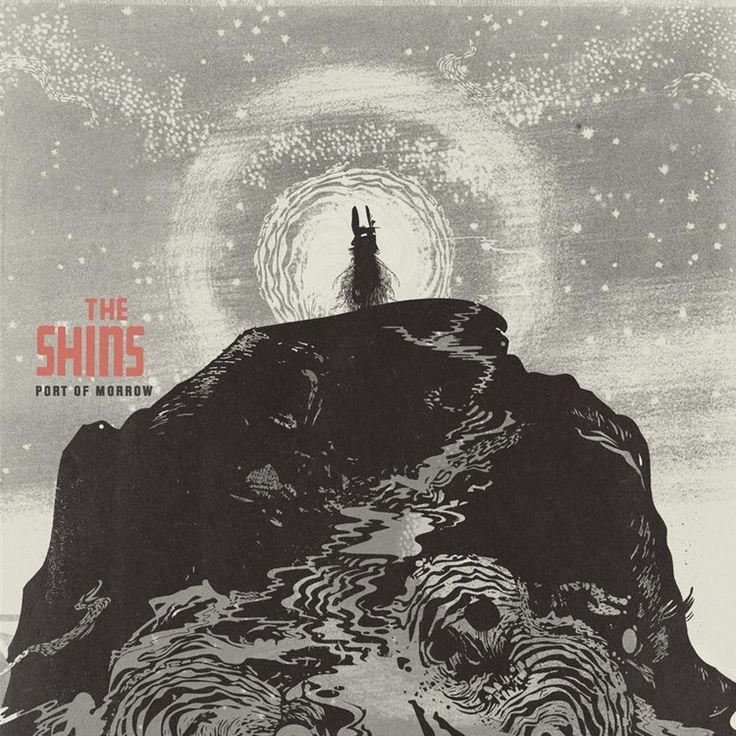 The Shins - Port Of Morrow on 180g LP