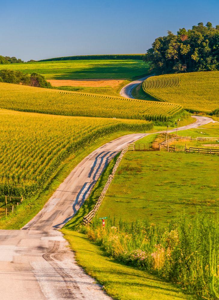 my pennsylvania landscapes essay Pennsylvania-landscapes monday, june 26, 2017.