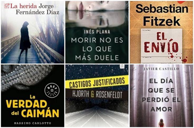 6 de las primeras novedades de novela negra para 2018 - https://www.actualidadliteratura.com/6-las-primeras-novedades-novela-negras-2018/