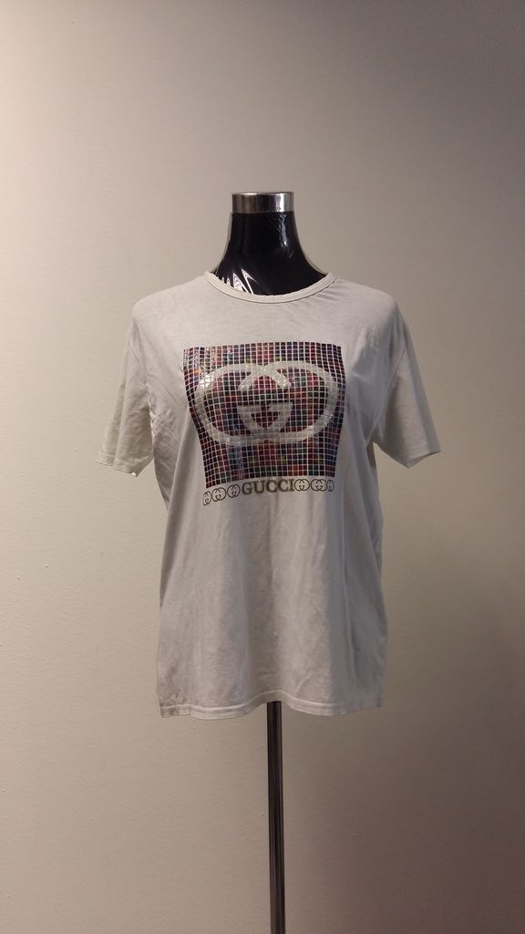 Ladies | Summer | T Shirt | Gucci | Small | R50