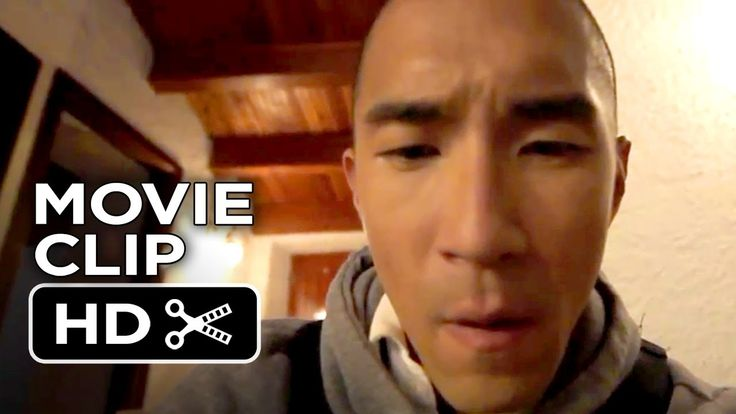 Afflicted Movie CLIP - Chase Out Window (2014) - Found Footage Thriller HD