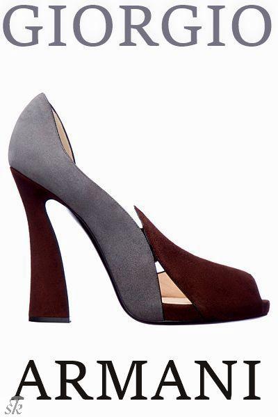 GIORGIO ARMANI | shoes 1 Yasemin Aksu