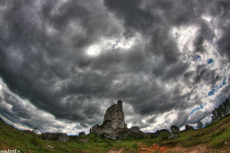 #Zamek Mirów / Mirov Castle, Poland