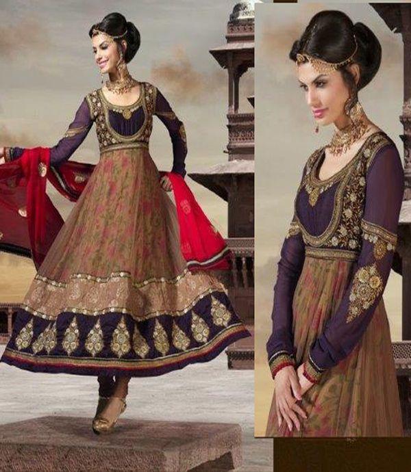 punjabi suit Indian Pakistani Bollywood Salwar Kameez designer bridal anarkali #Handmade #salwarkameez