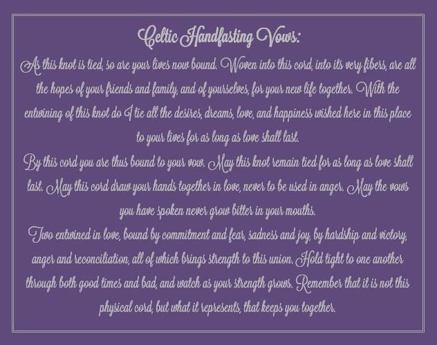 1000 Images About Handfasting On Pinterest Tying The
