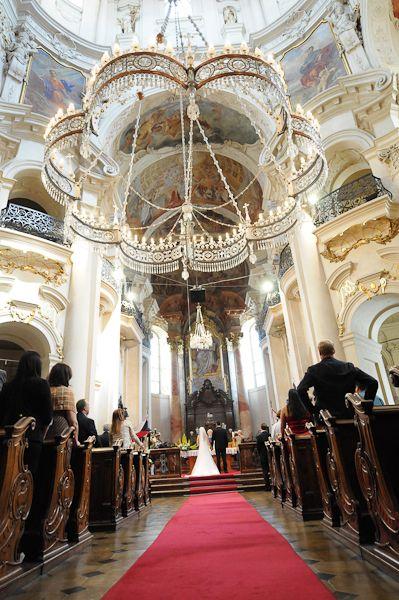 European-Church-Wedding