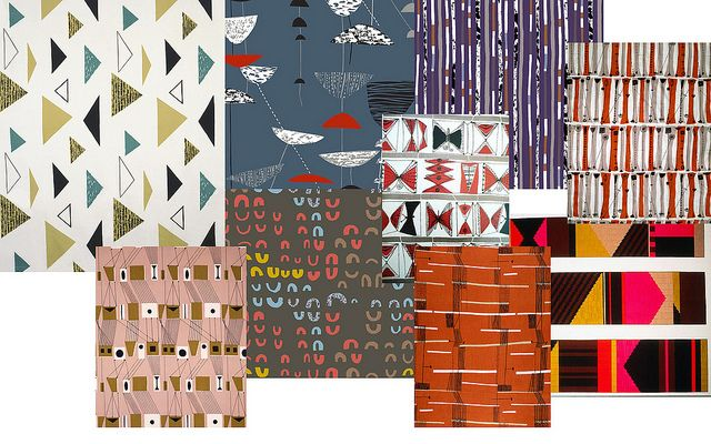 . Lucienne Day Fabrics