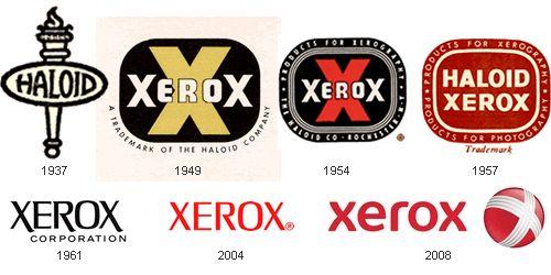 xerox storia del logo - Cerca con Google