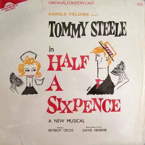 Tommy Steele - Half A Sixpence (Original London Cast): buy LP, Album at Discogs