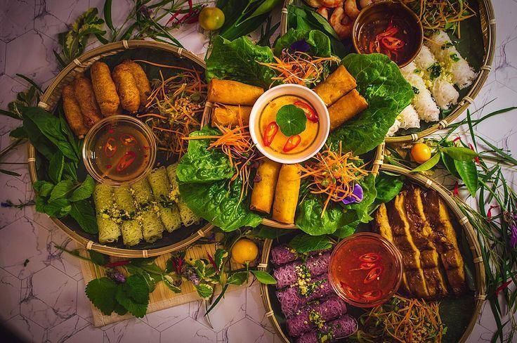 Pham Sisters Vegan Vietnamese