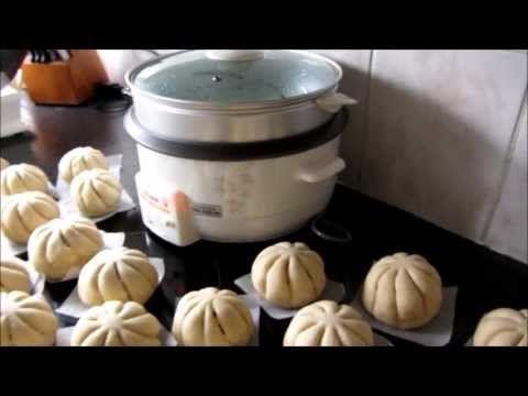 Làm Bánh Bao - YouTube