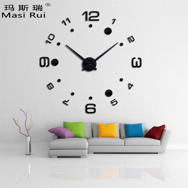 Best 20 horloge murale moderne ideas on pinterest for Horloge murale 3 cadrans