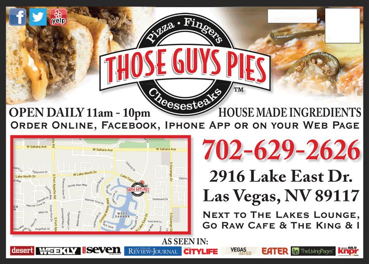Those Guys Pies Pizza Las Vegas | Lakes Town Plaza (bbq maui wowie pizza)