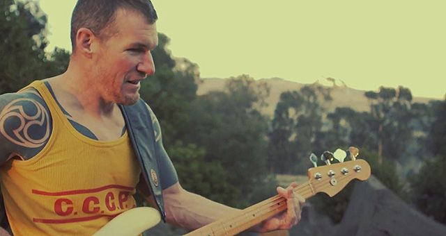Rage Against The Machine's Tim Commerford's Backflip Battle With Cam McCaul | Dirt