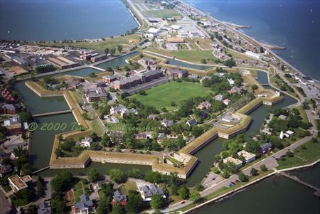 Historic Fort Monroe, Hampton VA