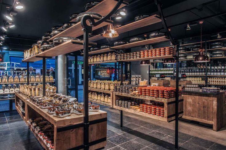 Old Amsterdan Cheese - Holanda