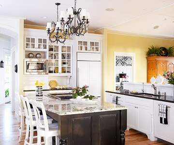 Yellow Kitchens 32 best black and yellow kitchen images on pinterest | yellow