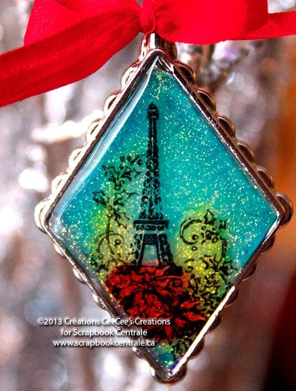 Scrapbook Centrale: Douze jours de Noël - Jour 11 * Day 11 - Twelve Days of Christmas