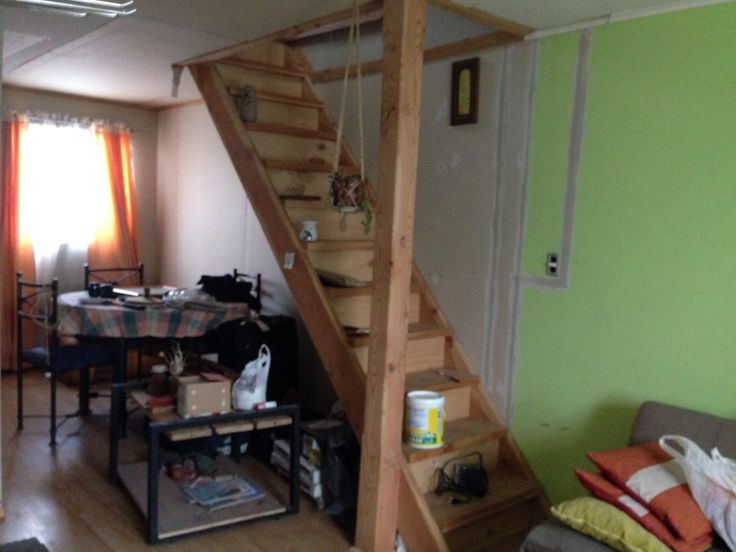 Stair (Before)
