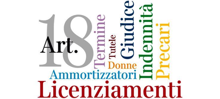 Primi orientamenti giurisprudenziali sulla riforma dell'articolo 18: http://www.lavorofisco.it/?p=22195
