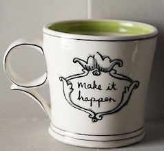 The perfect mug for your morning coffee