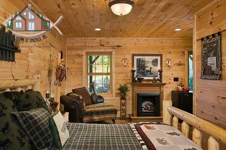 11 best finished basements images on pinterest finished for Log cabin basement ideas