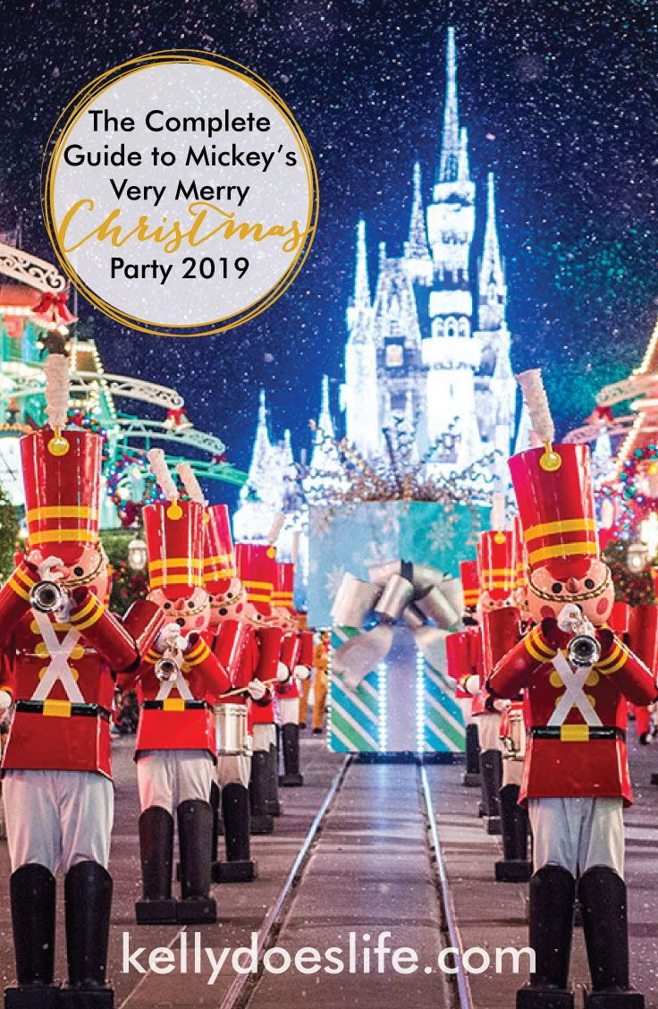 Mickeys Very Merry Christmas Party 2019.Complete Guide To Mickey S Very Merry Christmas Party 2019