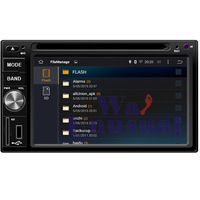 Newest 6.2'' Android 4.4.4 Car DVD Player for NAVARA for NISSAN MP300 2001-2011 for SENTRA 2007-2011 for NISSAN NV200 2009-2011