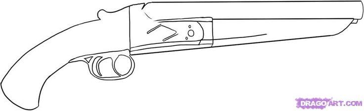 Shotgun Shell Drawing | www.imgkid.com - The Image Kid Has It!