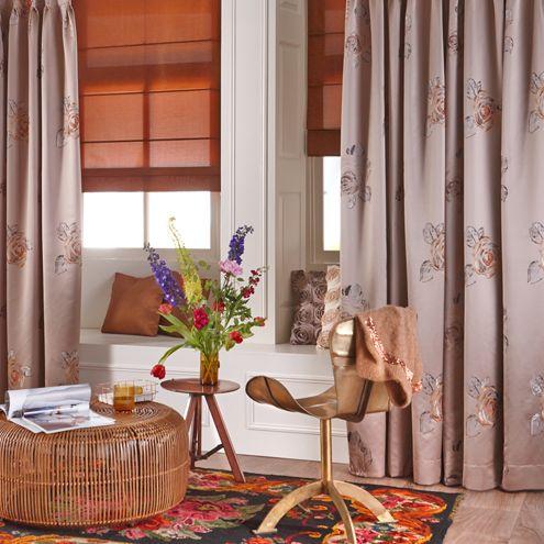 Nieuw: Red Copper  Niet meer weg te denken uit het hedendaagse interieur; de koperkoorts heerst nog steeds! Kopertinten mixen prettig met allerlei materialen en voegen warmte toe
