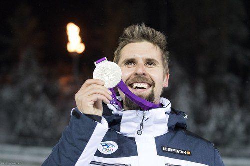 Javelin thrower Antti Ruuskanen got awarded an Olympic silver medal from London 2012. The celebration took place at Lahti Ski Stadium. Congratulations Antti! Nordic World Ski Championships, Lahti, Finland, February 2017