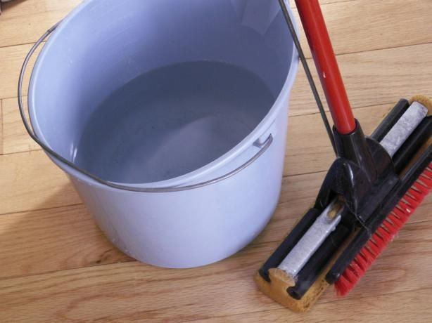 Easy All Natural Hard Floor Cleaner Recipe Floor