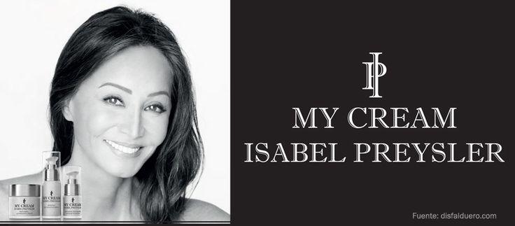 Isabel Preysler lanza su propia línea de cosméticos.