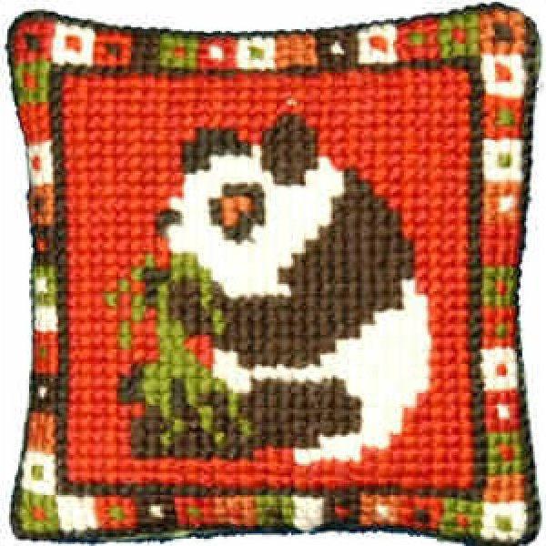 Little Panda Needlepoint Tapestry Kit