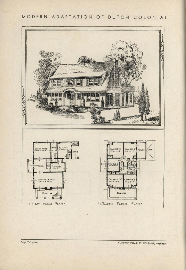 17 best images about dutch colonial style homes on for Dutch colonial floor plans