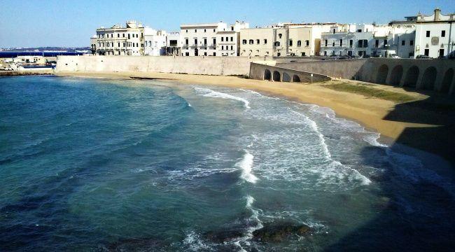 Gallipoli- Spiaggia della Purità