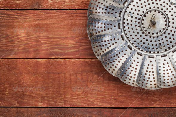 Realistic Graphic DOWNLOAD (.ai, .psd) :: http://vector-graphic.de/pinterest-itmid-1006715315i.html ... metal steamer basket ...  abstract, copy space, grain, grunge, metal, painted, plank, red, round, rustic, steamer, steamer basket, table, texture, wood  ... Realistic Photo Graphic Print Obejct Business Web Elements Illustration Design Templates ... DOWNLOAD :: http://vector-graphic.de/pinterest-itmid-1006715315i.html