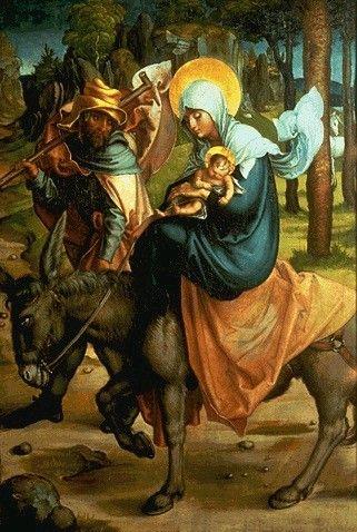 The Flight into Egypt (Albrecht Dürer)