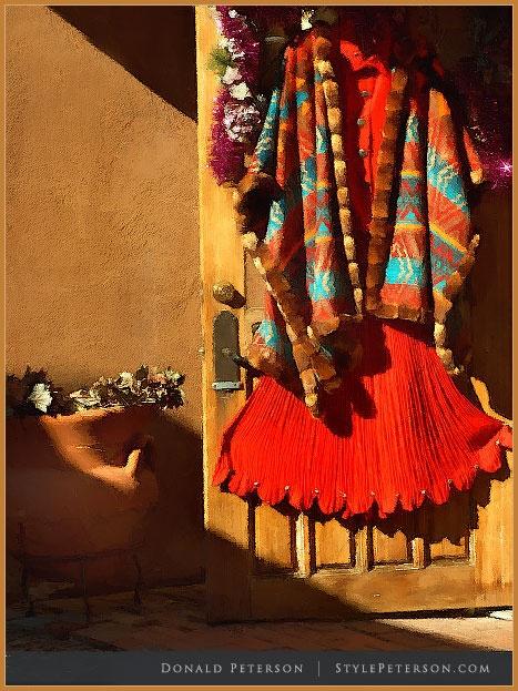 Gift shop .... old town ...... Santa Fe, New Mexico, US