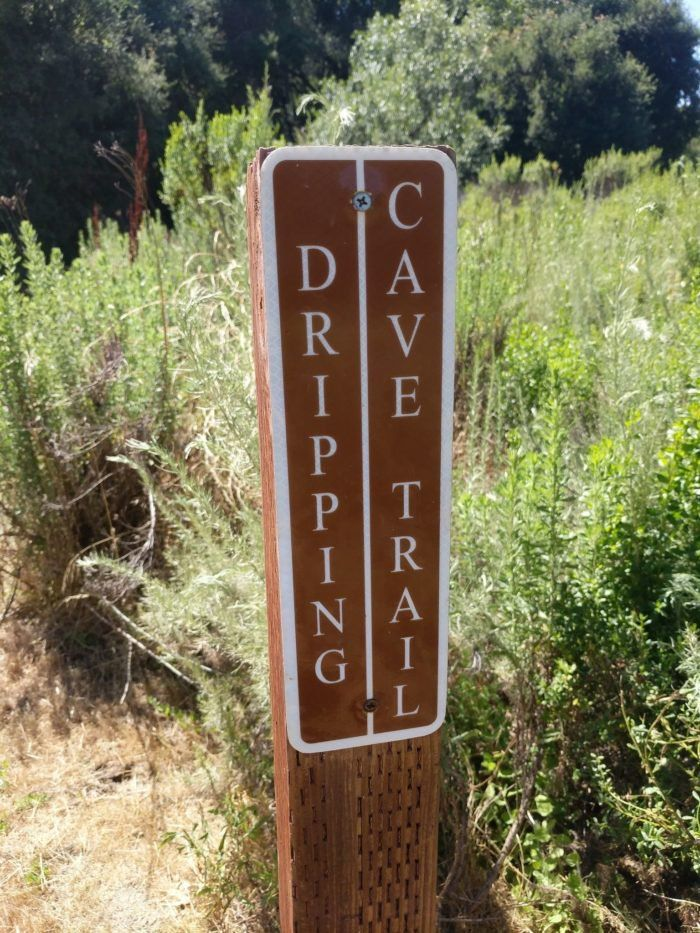 Dripping Cave Is A Little Known Cave in Southern California, right down Alicia Parkway, Laguna Hills area. An adventure awaits you on this hiking trail in SoCal that leads to an unexpected cave with an intriguing history.