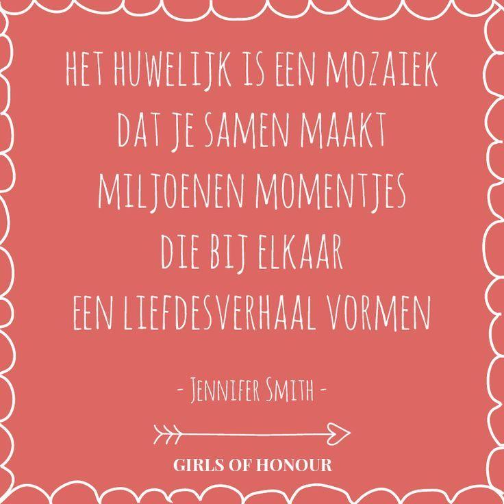 Quotes about life, love and lost : Hadden we wel moeten trouwen? – Hoe je relatie van een crisis juist beter wordt – Girls of honour
