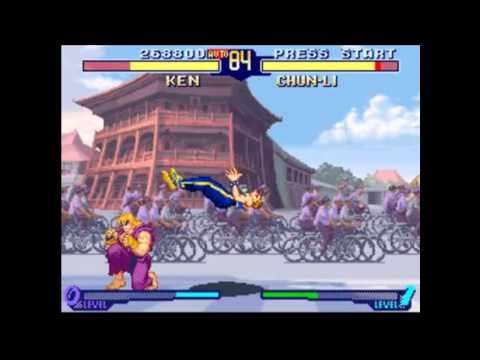 Street Fighter Alpha 2 ~ SNES [DONE]