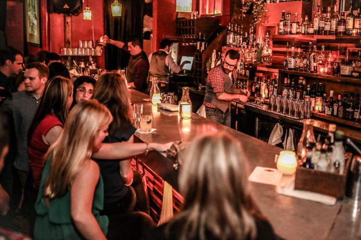 Austin's secret bars