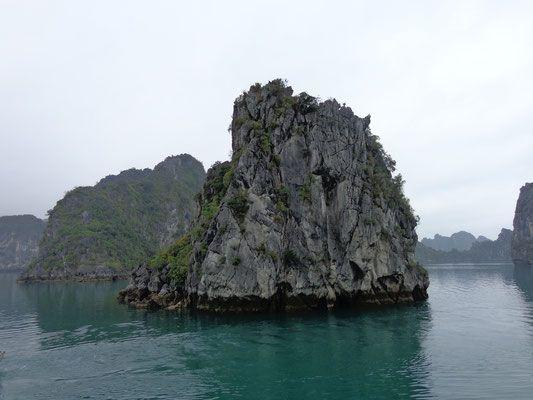 Ha Long Bay, Vietnam. UNESCO World Heritage Site.
