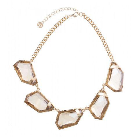 Colette Hayman Organic Shape Necklace