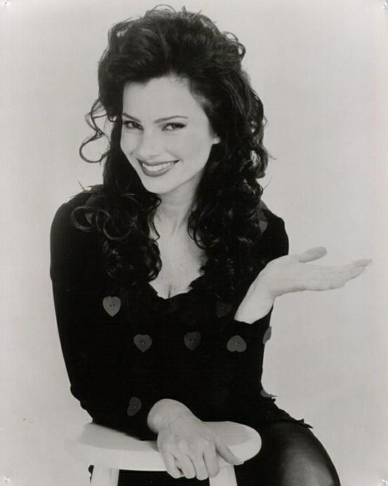 "Fran Drescher. Born Sept . 30 , 1957 .  Great Actress !   Loved her show  '' The Nanny """