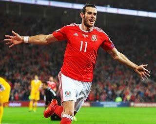 Blog Esportivo do Suíço:  Bale é eleito o melhor jogador galês do ano pela 6ª vez, a 4ª consecutiva