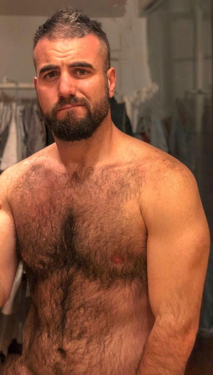 Pin By Maurice Blocker On Beards  Hairy Men, Scruffy Men -7311